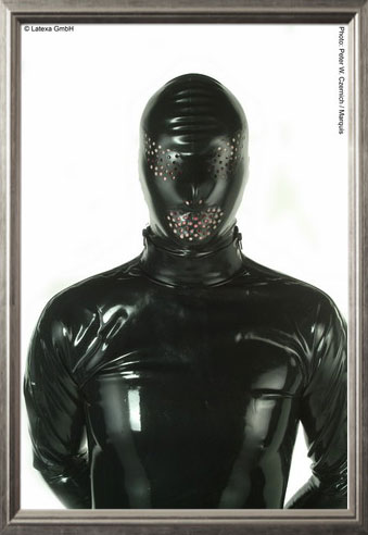 Perforated Mask