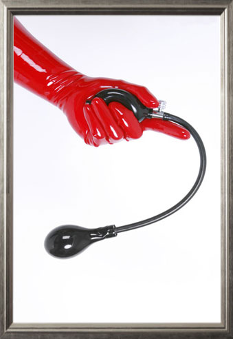 Inflatable Ball Gag