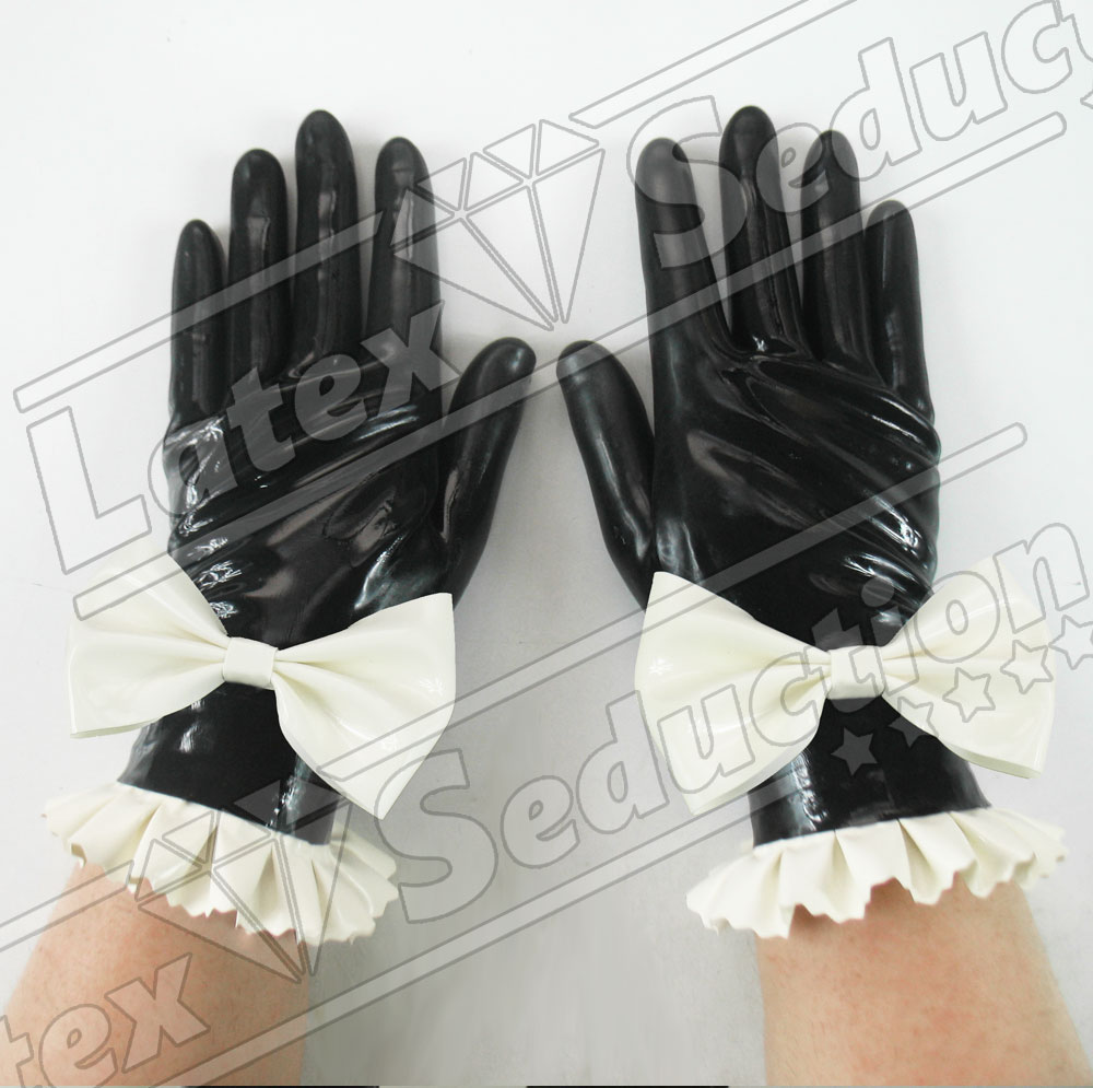 Short Maid Gloves