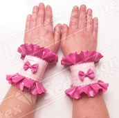 latex_sissy_cuffs_pink_fuchsia