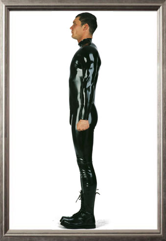 Catsuit with Sheath